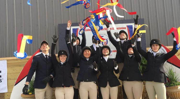 Riders who competed at Zone Finals