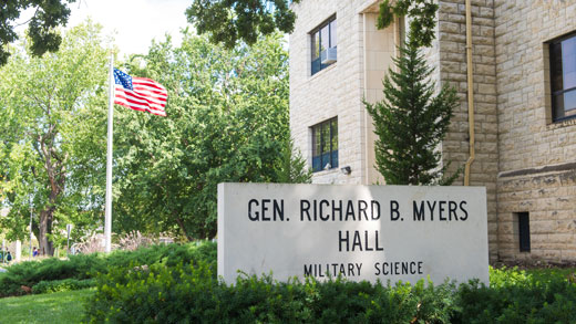 Gen. Richard B. Myers Hall