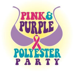 Pink & Purple Polyester Party logo