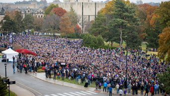 KSUnite crowd