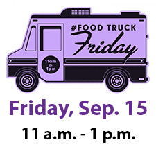 Sep 15 Food Truck Friday image
