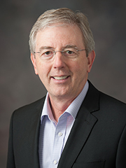Fred Hasler, associate professor, architectural engineering and construction science