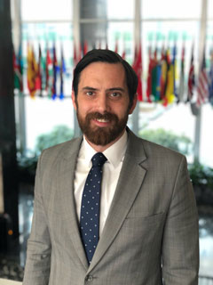 Travis Coberly, State Department Official