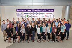 2018 ELI students from the College of Engineering