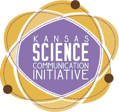 The Kansas Science Communication Initiative seeks to engage communities in understanding, enthusiastically promoting, and actively participating in science and research.