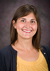 Stacey Kulesza, Kansas State University assistant professor of civil engineering
