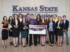 K-State Launch Winners