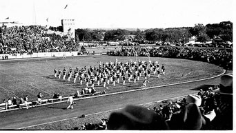 Kansas State Agricultural College band