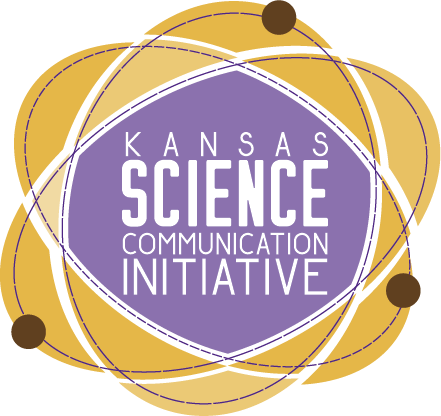 The Kansas Science Communication Initiative, or KSCI, seeks to engage communities in understanding, enthusiastically promoting, and actively participating in science and research.