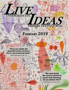 Live Ideas first edition cover.
