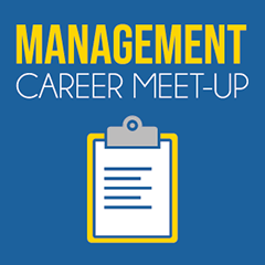 Management Career Meet-Up
