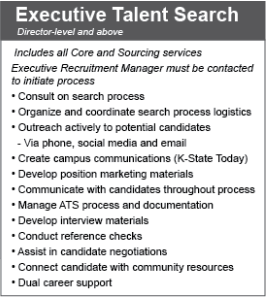 Executive Talent Search