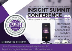Insight Summit Conference Postcard