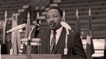 Martin Luther King Jr. 1968 speech