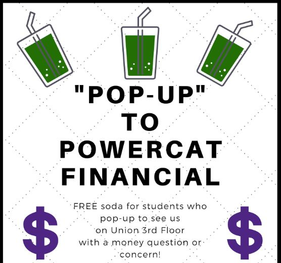 """Pop-Up"" to Powercat Financial!"