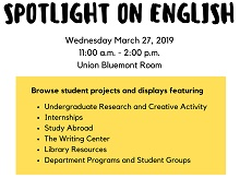 Spotlight on English 2019