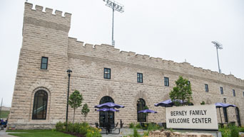 Berney Family Welcome Center