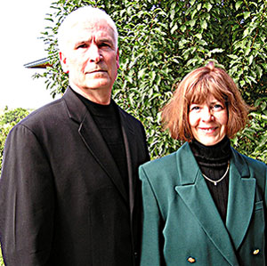 Drs. Jerry and Nancy Jaax