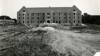 Van Zile Hall in 1926