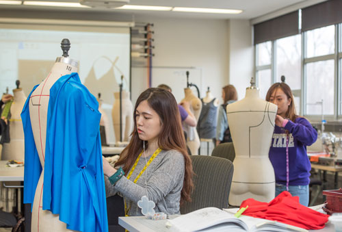 Apparel And Textiles Program Continues To Be Nationally Recognized