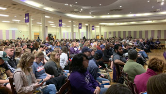 2019 KSUnite event crowd