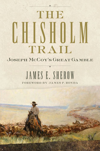 The Chisholm Trail book cover