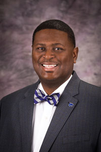 Bryan Samuel. Chief Diversity and Inclusion Officer