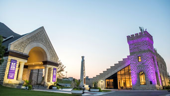 K-State Alumni Center and Berney Family Welcome Center