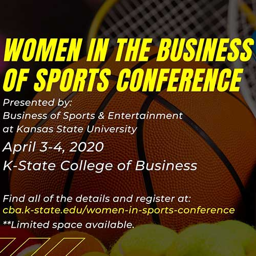 women in the business of sports conference