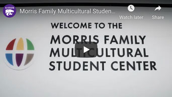 Morris Family Multicultural Student Center