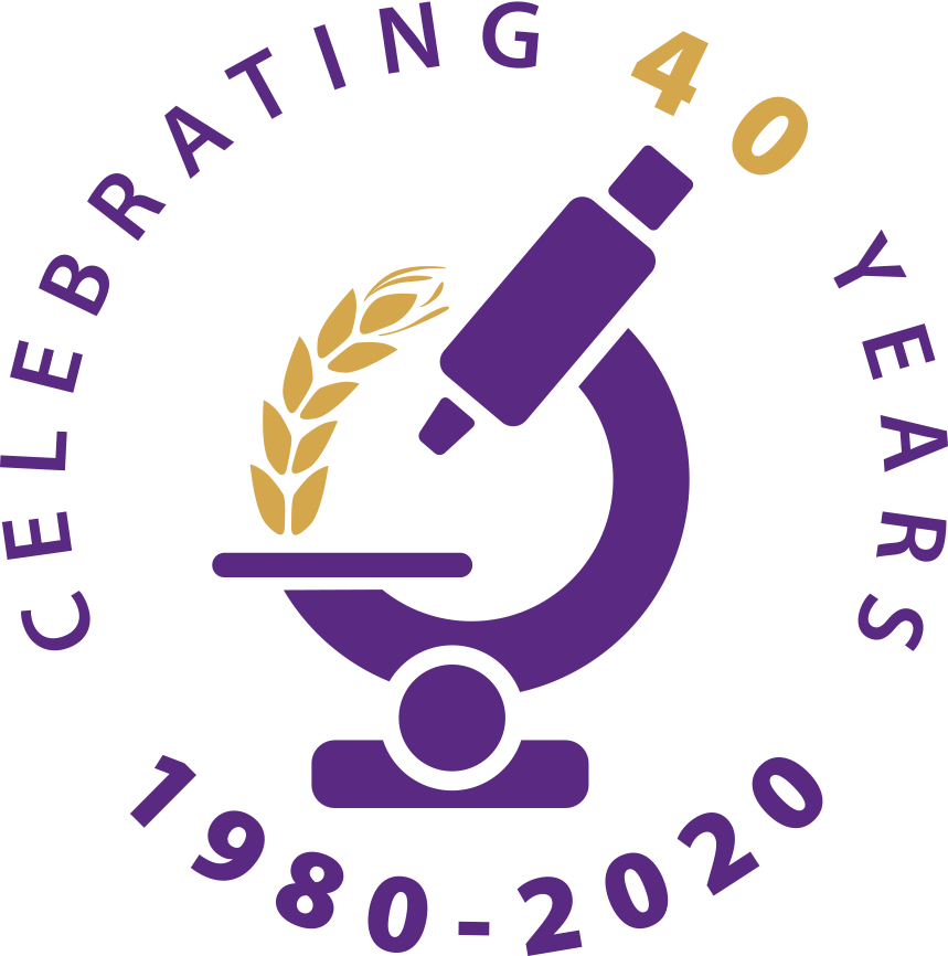 Johnson Cancer Research Center 40-years graphic