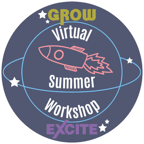 The 2021 Virtual Summer Workshop logo