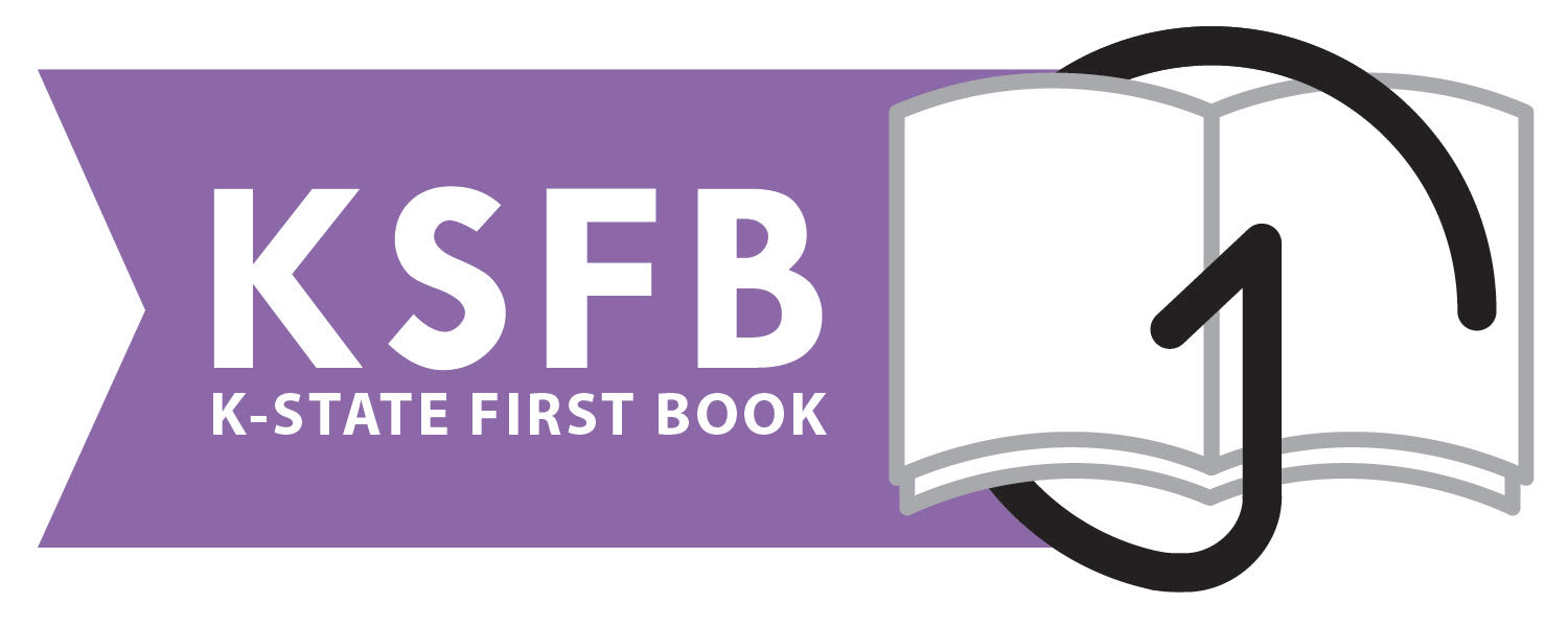 K-State First Book logo