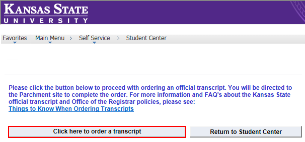Order Transcripts For Fedex Delivery