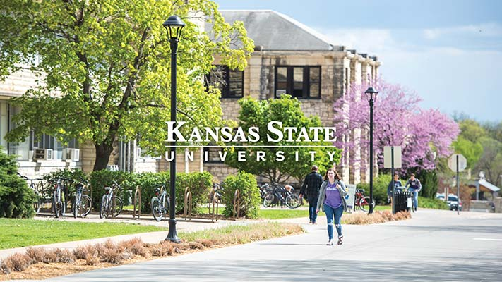 K-State campus downloadable computer background