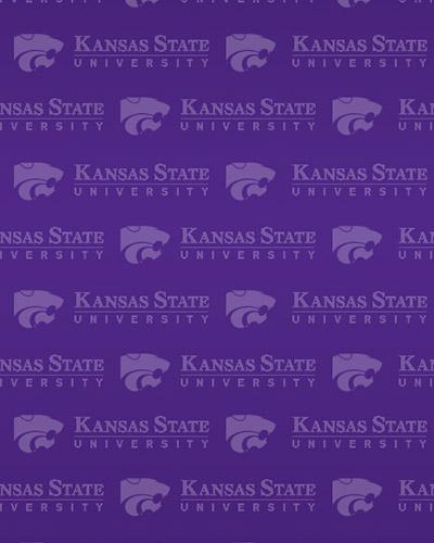 K-State logos iPhone wallpaper