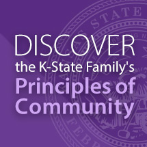Discover the K-State Family's Principles of Community