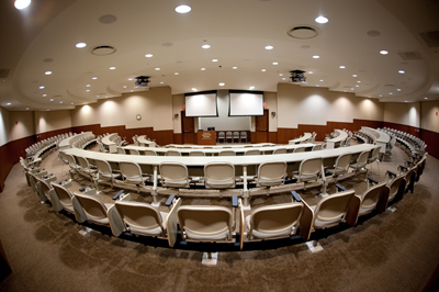 Town Hall at K-State's Leadership Studies Building