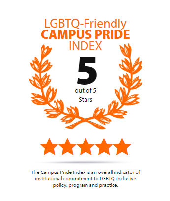 Campus Pride Index Rating Score