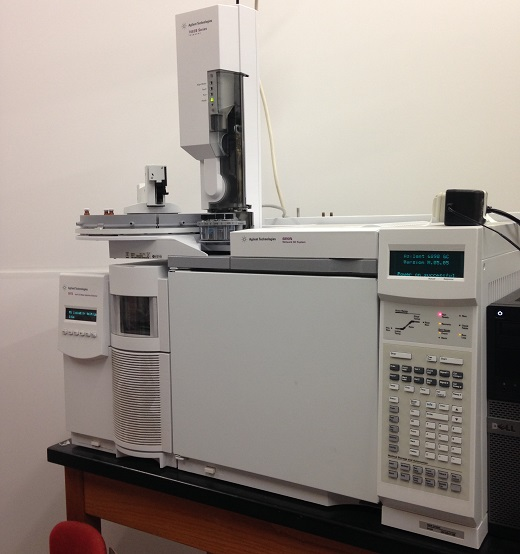 Agilent Gas Chromatograph/Mass Spectrometer