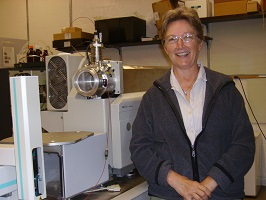 Mary Roth - KLRC Analytical Laboratory Manager