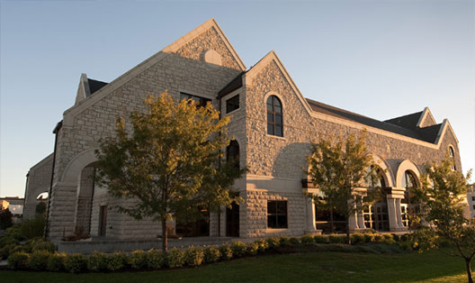 K State Campus Map Alumni Center