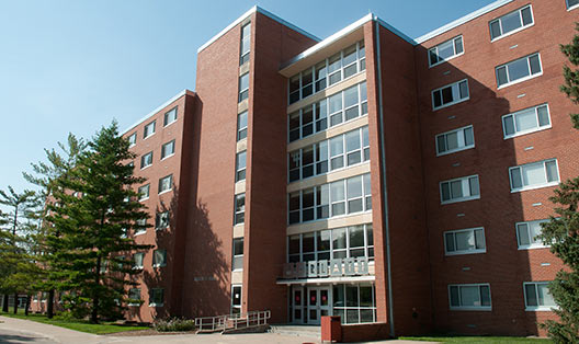 Photograph of Marlatt Hall