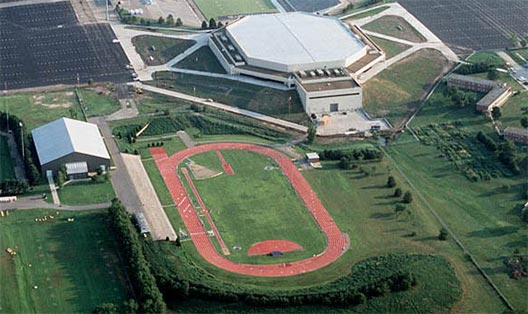 Photograph of R.V. Christian Track