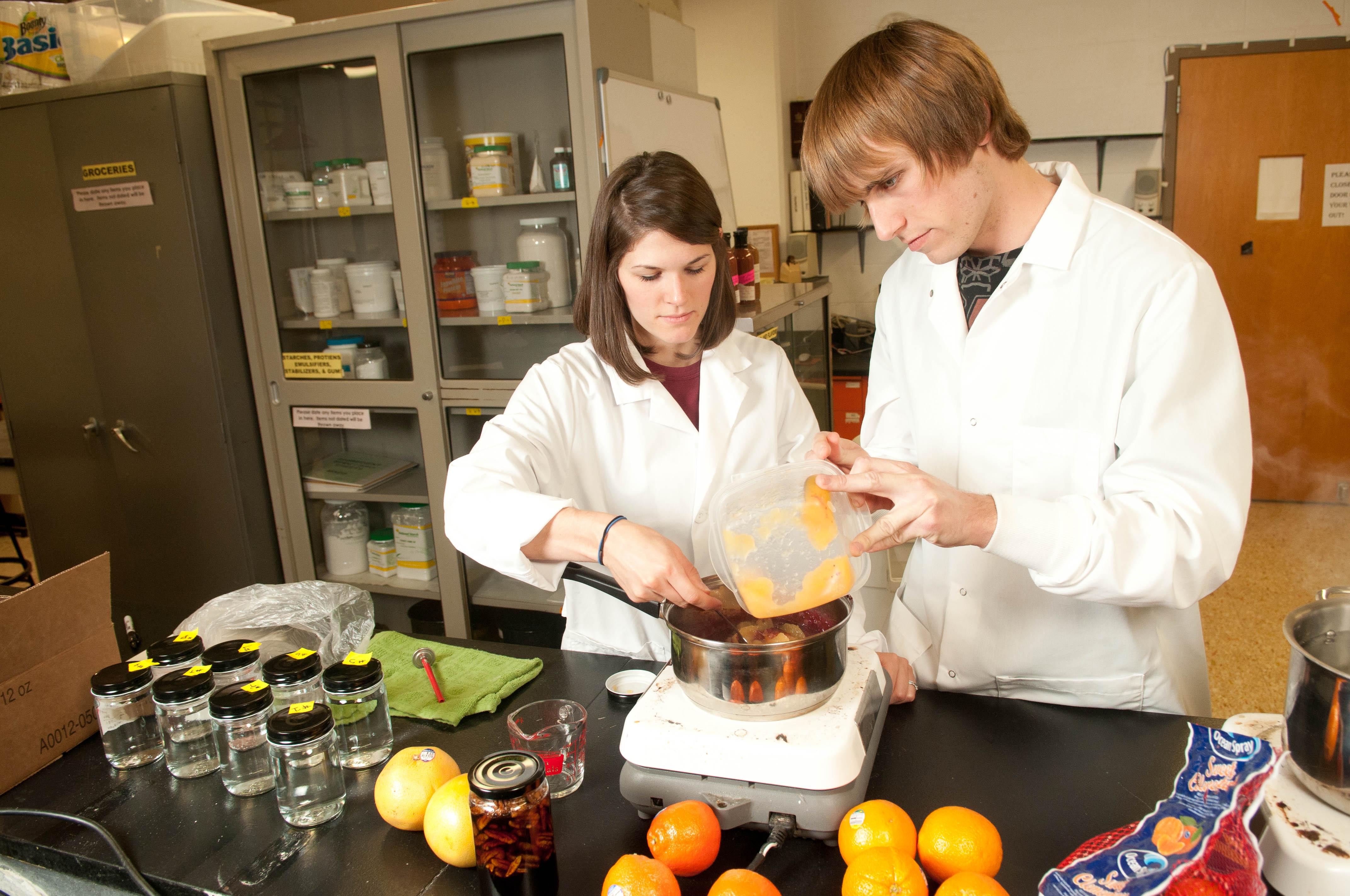 Contemporary food lab