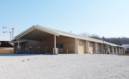 Equine Performance Testing Center