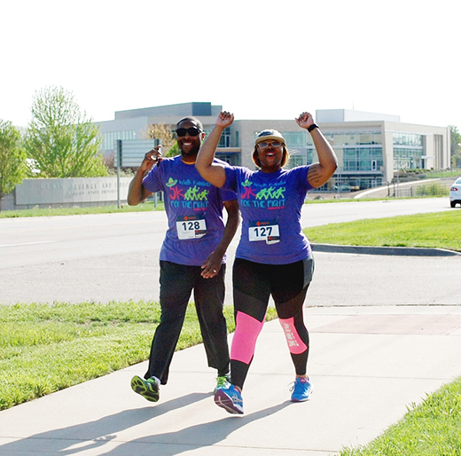 Walk Kansas 5K for the Fight to support Kansas State ...