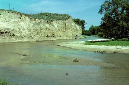 Arikaree River before 1990