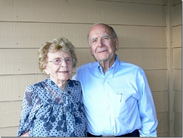 Virginia and Perry Peine