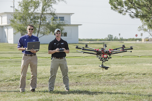 Kansas State University Polytechnic Campus is offering a free webinar Jan. 15 providing drone tips and featuring live question-and-answer session.